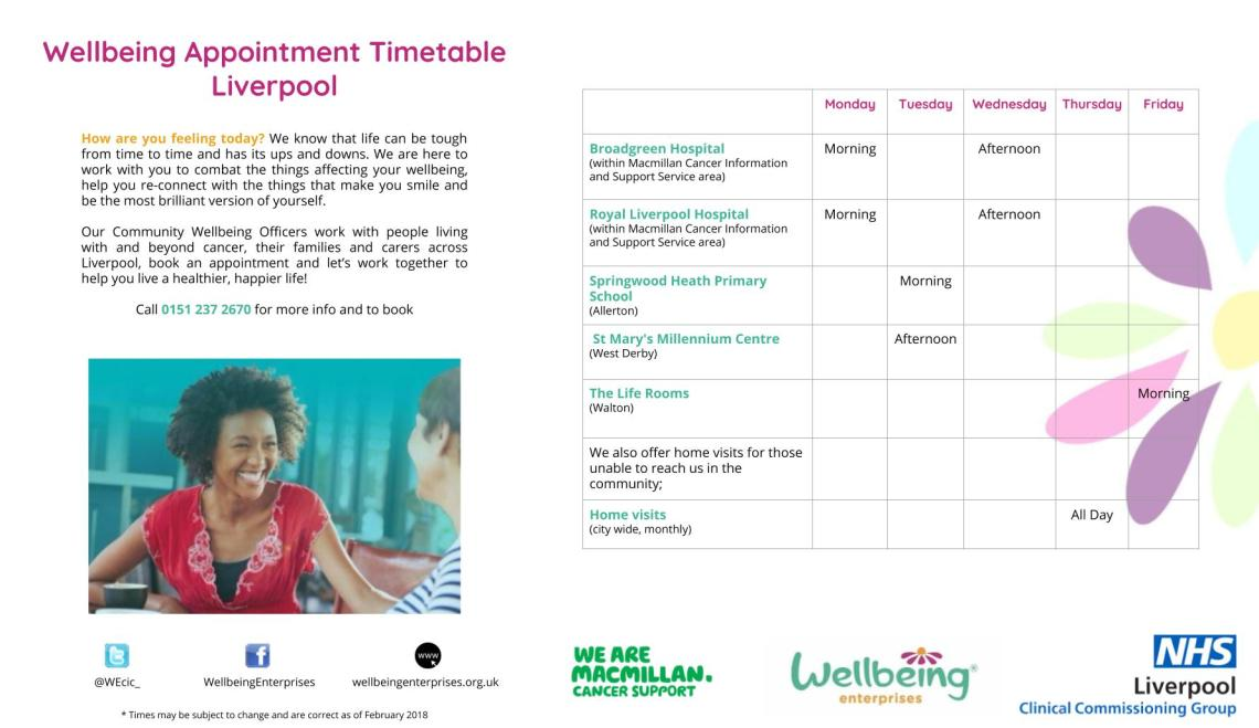 Liverpool Timetable (4)