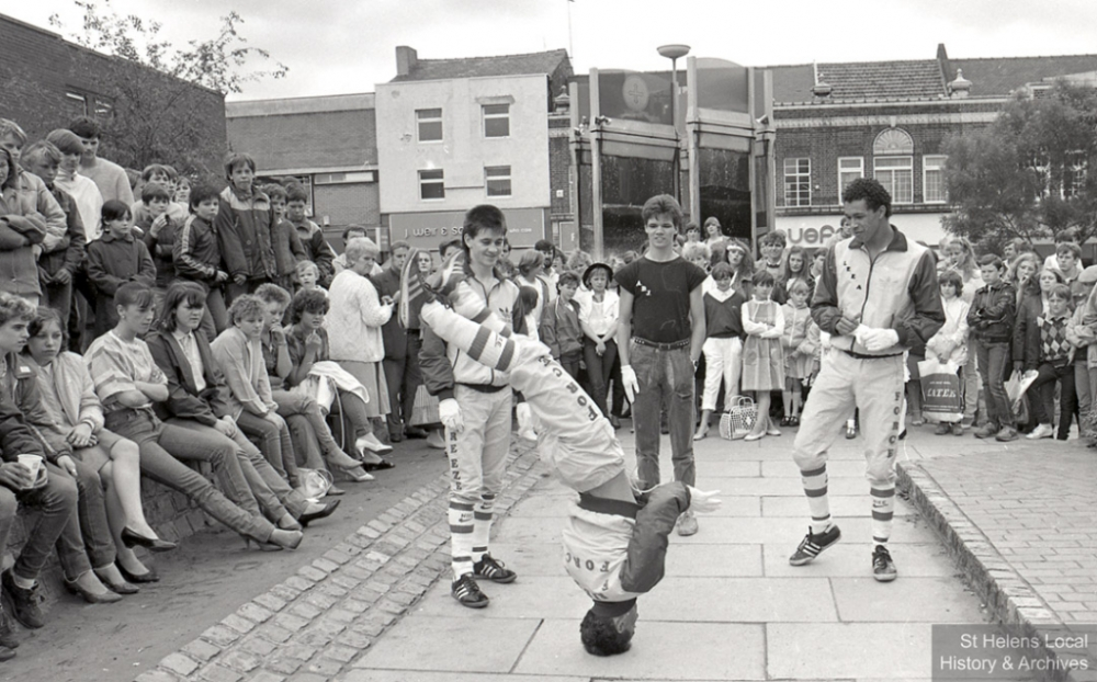 Can you help with memories of St Helens Northern Soul and