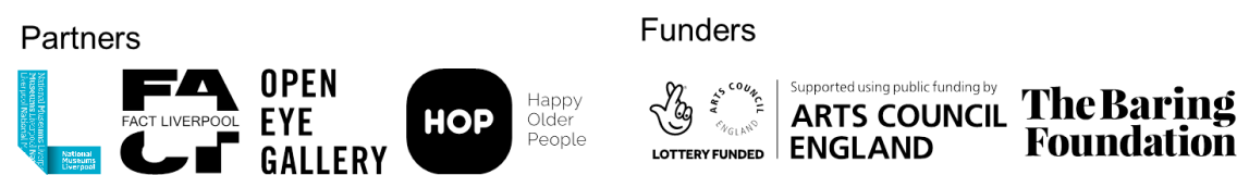 Partners funders logos
